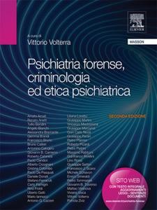 Psichiatria forense, criminologia ed etica psichiatrica Book Cover