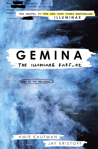 Amie Kaufman & Jay Kristoff - Gemina