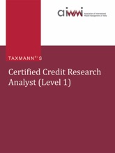 Certified Credit Research Analyst (Level 1) (AIWMI)