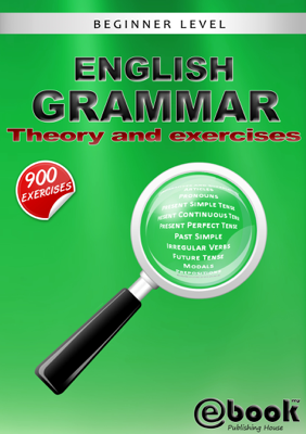 English Grammar: Theory and Exercises - My Ebook Publishing House book