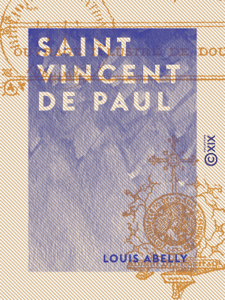Saint Vincent de Paul Book Cover
