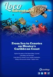 Loco Adventures - From Sea to Cenotes on Mexico's Caribbean Coast - Kay Walten
