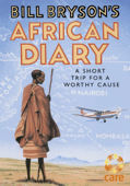 Bill Bryson's African Diary Book Cover