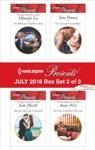 Harlequin Presents July 2016 - Box Set 2 Of 2