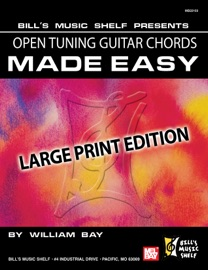 OPEN TUNING GUITAR CHORDS MADE EASY