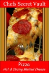 Pizza Hot  Oozing Melted Cheese