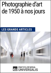 Photographie d'art de 1950 à nos jours (Les Grands Articles) La couverture du livre martien