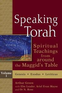 Speaking Torah Vol 1