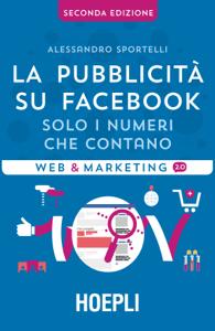 La pubblicità su Facebook Copertina del libro