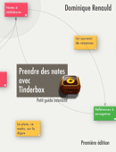 Prendre des notes avec Tinderbox