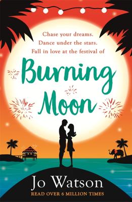 Jo Watson - Burning Moon book