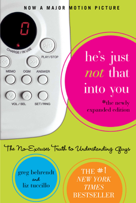 He's Just Not That Into You - Greg Behrendt & Liz Tuccillo book