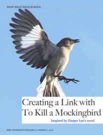Creating a Link with To Kill a Mockingbird book
