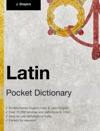 Latin Pocket Dictionary