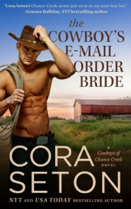 The Cowboy's E-Mail Order Bride Book Cover