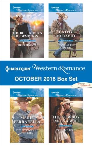 Heidi Hormel, Marie Ferrarella, Cathy McDavid & Trish Milburn - Harlequin Western Romance October 2016 Box Set