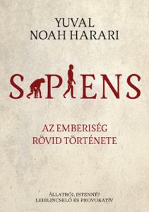 SAPIENS – Az emberiség rövid története Book Cover