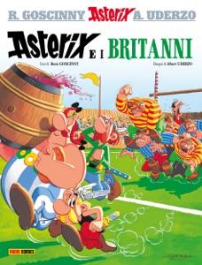 Asterix e i Britanni Book Cover