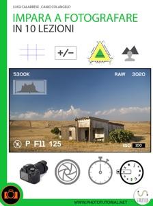 Impara a fotografare in 10 lezioni Book Cover