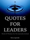 Quotes For Leaders