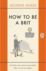 How to be a Brit La couverture du livre martien