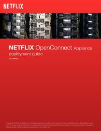 Netflix OpenConnect Deployment Guide book