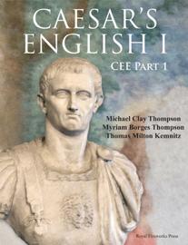 Caesar's English I — Classical Education Edition book