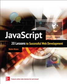 Javascript 20 Lessons To Successful Web Development Enhanced Edition