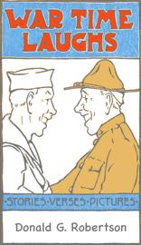 War Time Laughs book