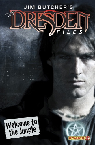 Jim Butcher & Adrian Syaf - Jim Butcher's The Dresden Files: Welcome To The Jungle #2