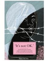 'It's not OK'