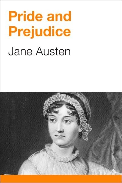 Pride and Prejudice - Jane Austen book cover