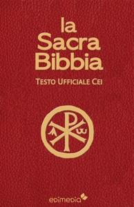 La Sacra Bibbia di Edimedia Copertina del libro