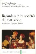 Regards Sur Les Sociétés Du XVIIe Siècle