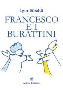 Francesco e i burattini Copertina del libro