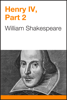 William Shakespeare - Henry IV, Part 2 artwork