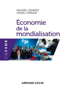 Economie de la mondialisation La couverture du livre martien