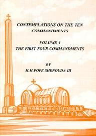 Contemplations On The Ten Commandments Vol 1