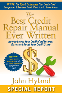The Best Credit Repair Manual Ever Written Book Review
