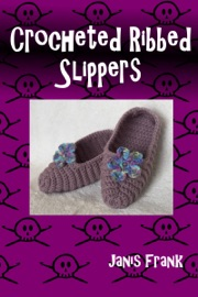 Crocheted Ribbed Slippers read online