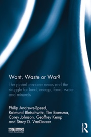 Want Waste Or War