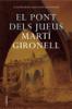 Martí Gironell - El pont dels jueus portada