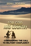 For God And Country Considering The Call To Military Chaplaincy Revised Ed
