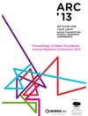 Proceedings Of Qatar Foundation Annual Research Conference 2013