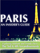 Paris by the Nostromauts - the 3rd and 4th Arrondissements