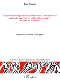 La Protection Du Patrimoine Architectural Contemporain