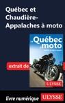 Qubec Et Chaudire-Appalaches  Moto