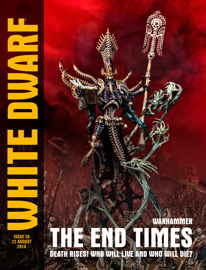 White Dwarf Issue 30: 23 August 2014