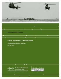 Libya and Mali Operations book