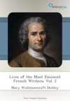Lives Of The Most Eminent French Writers Vol 2